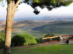 Ein Dorf in Israel lebt streng Vegan!! Kineret_viewpoint