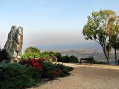 Ein Dorf in Israel lebt streng Vegan!! Menachem_viewpoint
